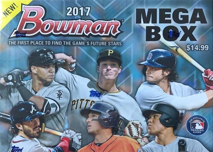 Bowman Mega Boxes