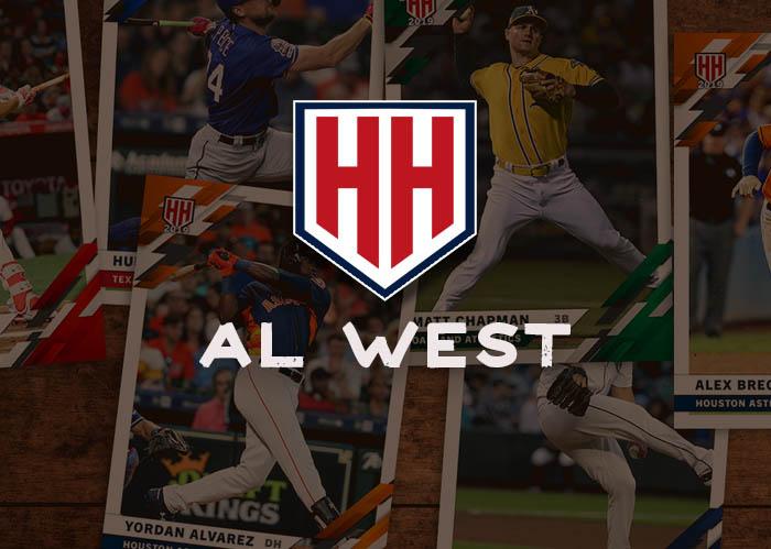 2019 High Heat – AL West
