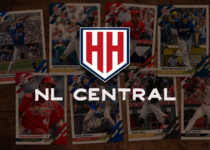 2019 High Heat – NL Central