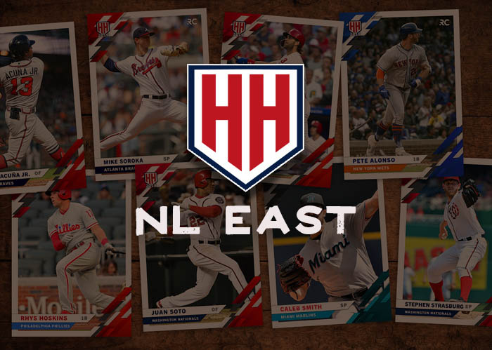 2019 High Heat – NL EAST
