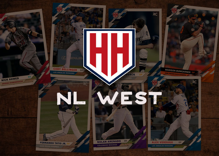 2019 High Heat – NL West